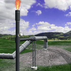מדידת גז טבעי (ביוגז) וגזי מטמנה