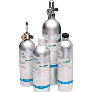 תערובות גז כיול לצורך כיול גלאים ואנלייזרים לגזים