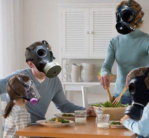 איכות אוויר בתוך במבנים