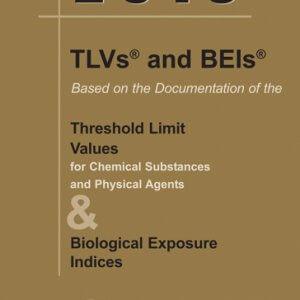 חוברת תקני חשיפה לגזים לשנת TLV and BEls – 2018
