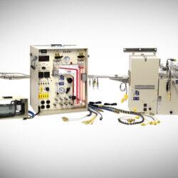 מערכת למדידת גזים וחלקיקים בארובות