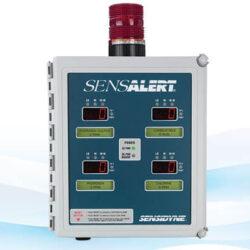 sensalert-four-channel-gas-detection-controller