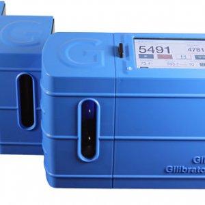 מד ספיקות ולחצים בטכנולוגיה יבשה DRYCAL מכייל ראשוני דגם  GILIBRATOR-3