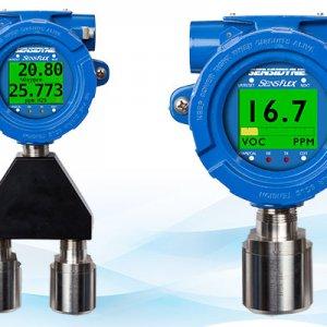 גלאי גז קבוע למדידת VOC דגם SensFlex