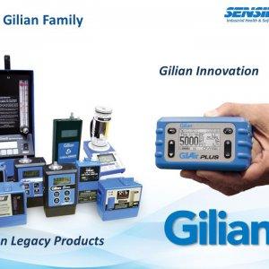 משאבת דיגום אוויר לגזים וחלקיקים GILAIR