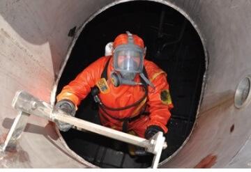 גלאי גז לחלל מוקף דגם QGM