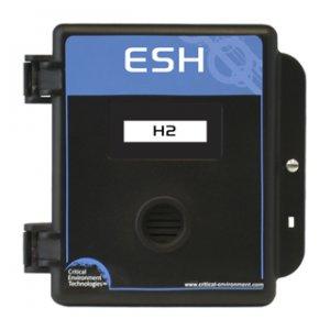 גלאי קבוע לגזים נפיצים : מימן,פרופאן,מתאן, חומרים אורגנים נדיפים VOC דגם EHS-A