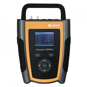 אנלייזר נייד למדידת גז טבעי וגזי מטמנה דגם GASBOARD3200