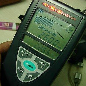 גלאי נייד למדידת מתאן CH4 ברמות PPM דגם XP-3160