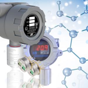 גלאי גזים מוגני פיצוץ ATEX לתעשייה דגם 903