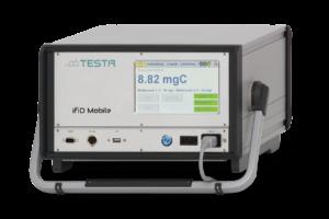 אנלייזר FID נייד למדידת TOC בארובות
