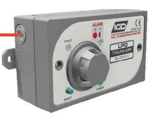 גלאי גז דגם TOC-10
