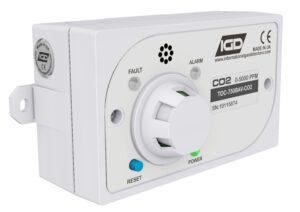 גלאי CO2 דגם 750BAV