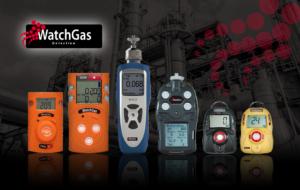 משפחת גלאי גז ניידים שלנו Watchgas