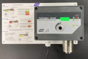 TOC-640 גלאי עודף חמצן
