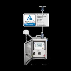 מד אבק דגם APM-2