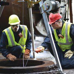 גלאי גזים ניידים לבטיחות העובד